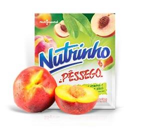 Nutrinho - Pêssego