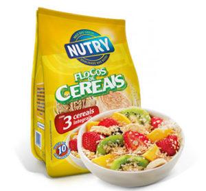 Nutry flocos de cereais