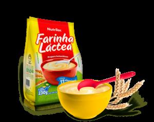 Farinha Lactea - Nutrilac