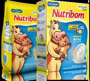 Produto Nutribom Mingau de Arroz