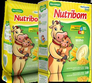 Produto Nutribom Mingau de Milho
