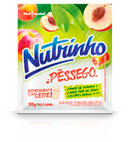 Nutrinho de Pêssego