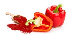 Food Ingredients - Pimentão Vermelho