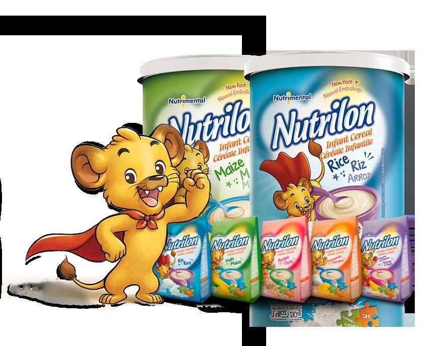 Exportação Nutrilon