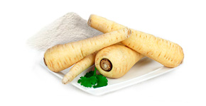 Food Ingredients - Mandioquinha
