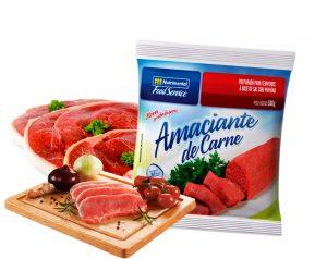 AMACIANTE DE CARNE NUTRIMENTAL FOOD SERVICE