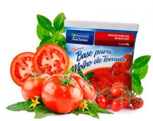 BASE PARA MOLHO DE TOMATE NUTRIMENTAL FOOD SERVICE