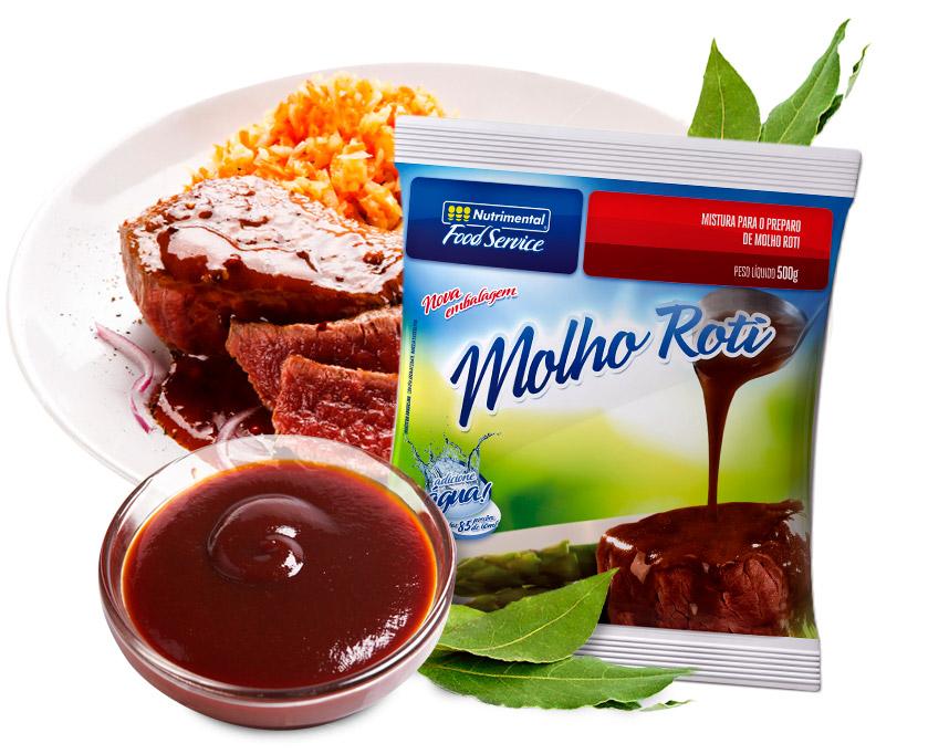 MOLHO ROTI NUTRIMENTAL FOOD SERVICE