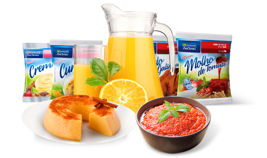 Food Service Produtos