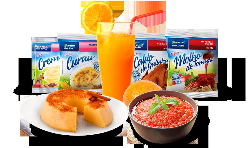 Food Service - produtos