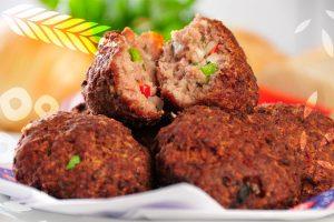 Bolinho de Carne - Receitas Food Ingredients