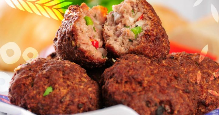 Bolinho de Carne - Receitas Food Ingredients