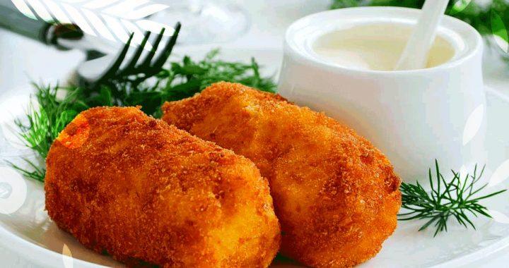 Croquete de Bacalhau - Receitas Food Service