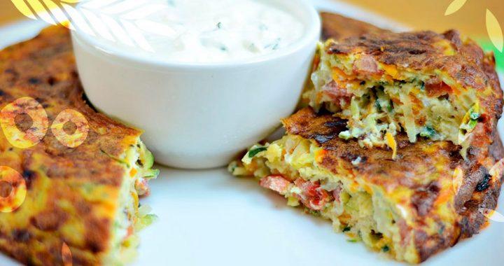 Omelete Especial - Receitas Food Ingredients