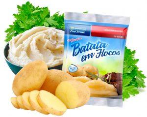 Food Service - Batata em Flocos Nutrimental