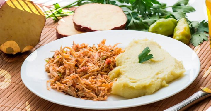 Purê de Batata Doce - Receitas Food Ingredients