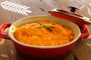 Purê de Cenoura - Receitas Food Ingredients