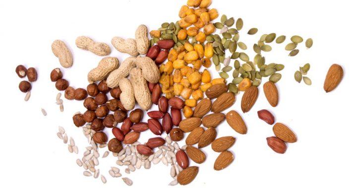 diversos-tipos-de-oleaginosas-nuts-beneficios-proteínas-do-bem