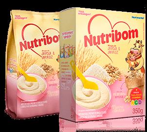 Nutrimental - Nutribom aveia e arroz