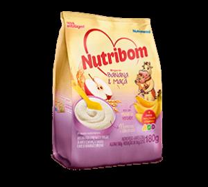 Nutrimental - Nutribom Banana e Maçã