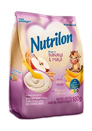 Nutrimental - Nutrilon Banana e Maçã