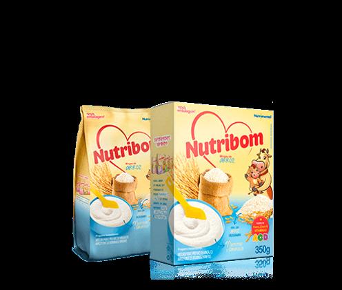 Nutrilon - Mingau Arroz
