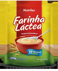 Farinha Láctea Nutrilac