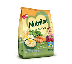 Nutrilon - Vegetais