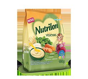 Nutrilon - Vegetais