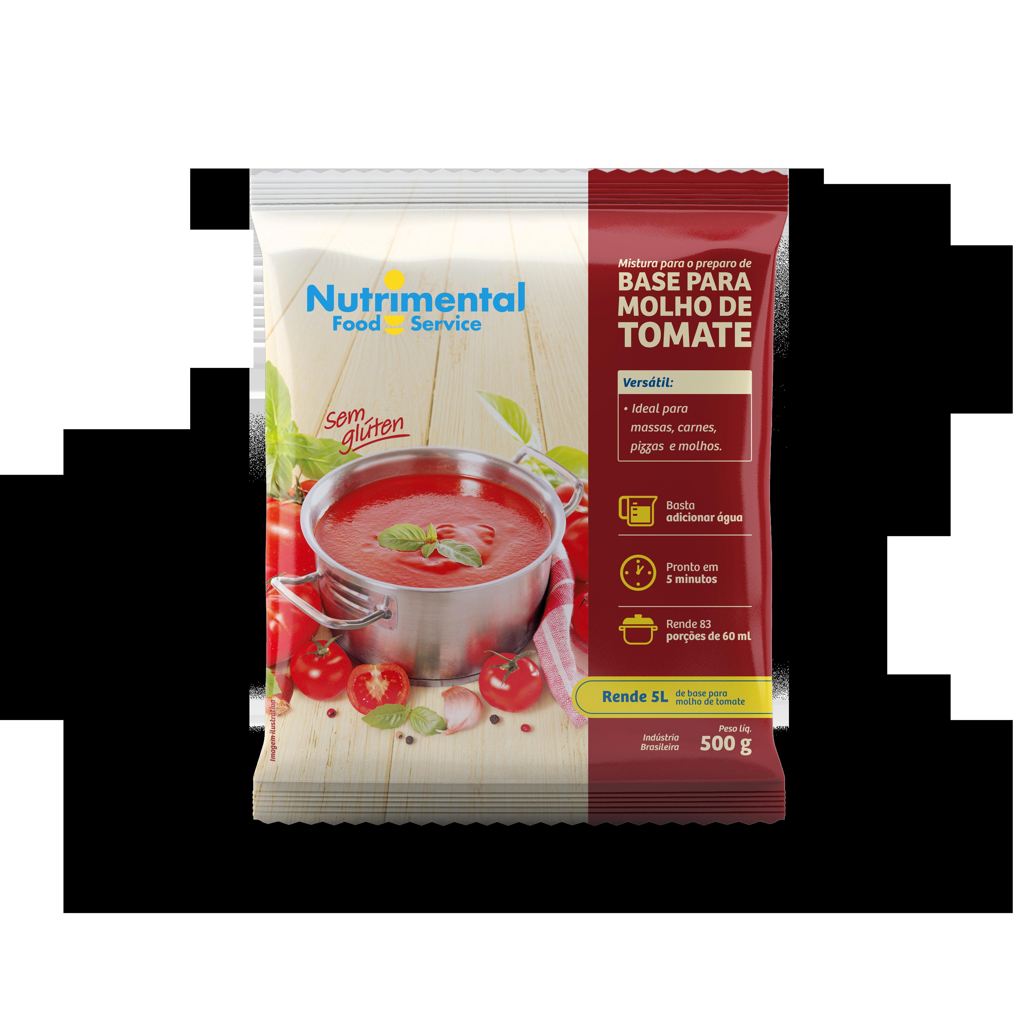 Food Service - Base para molho de TomatE