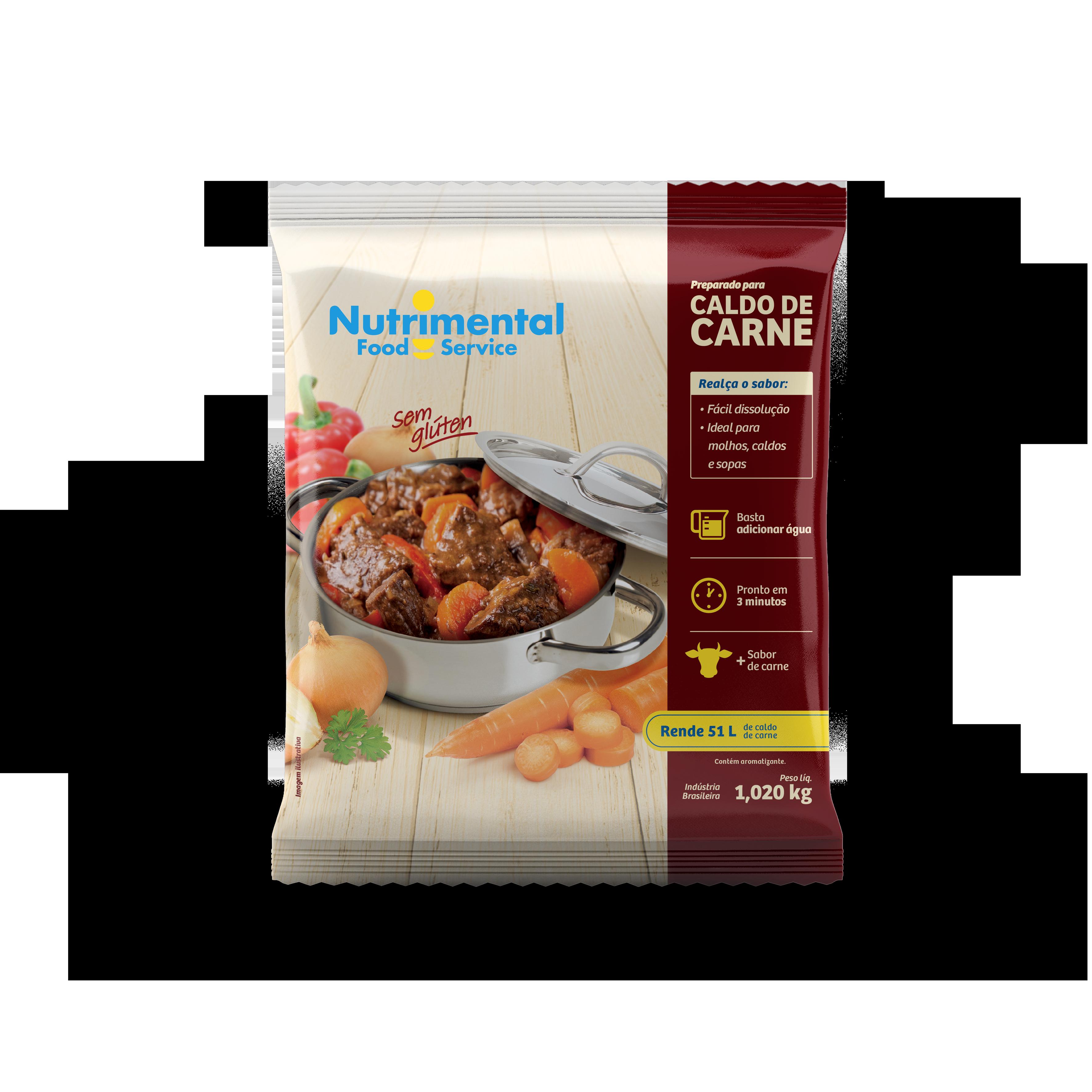 Food Service - Caldo de Carne